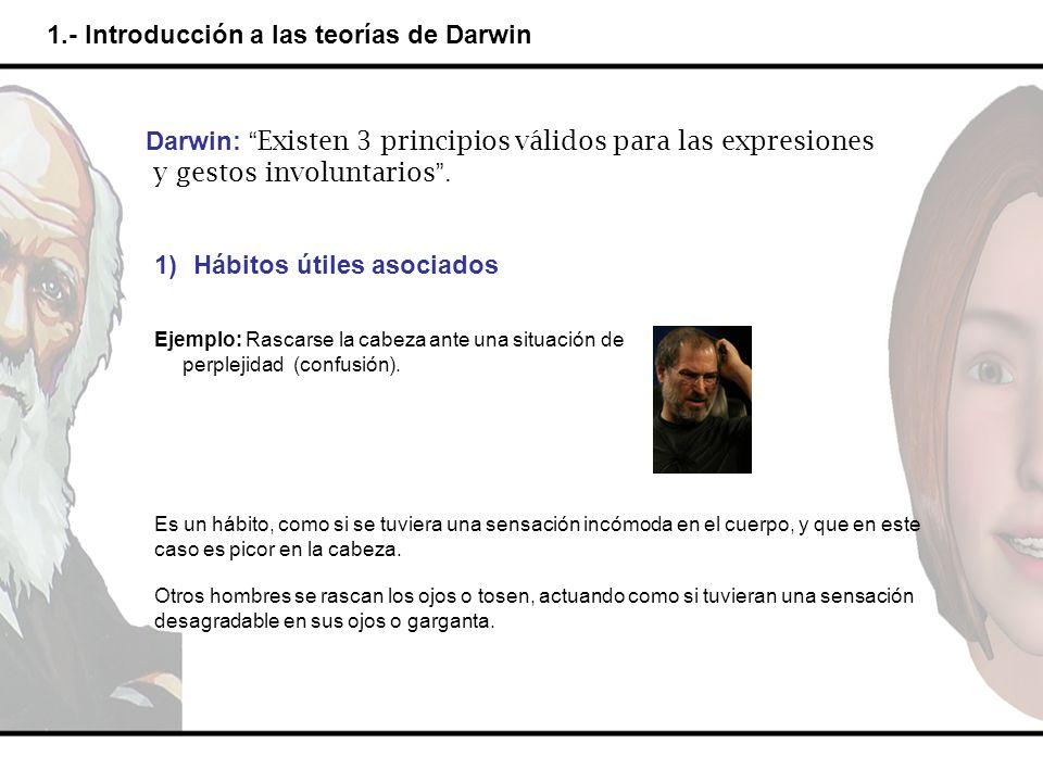 1.- Introducción a las teorías de Darwin