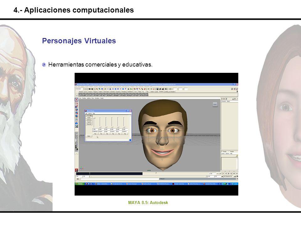 4.- Aplicaciones computacionales
