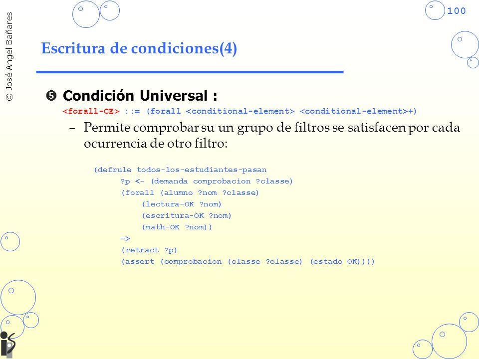 Escritura de condiciones(4)