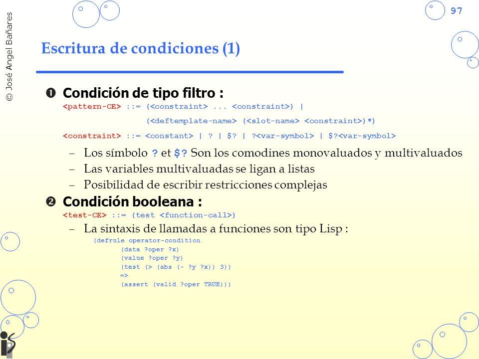 Escritura de condiciones (1)