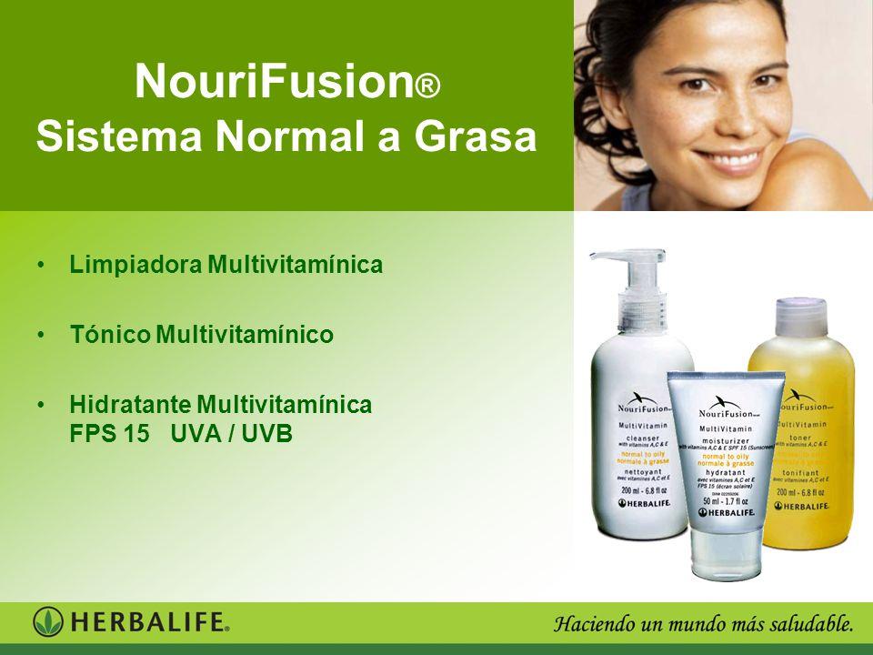 NouriFusion® Sistema Normal a Grasa