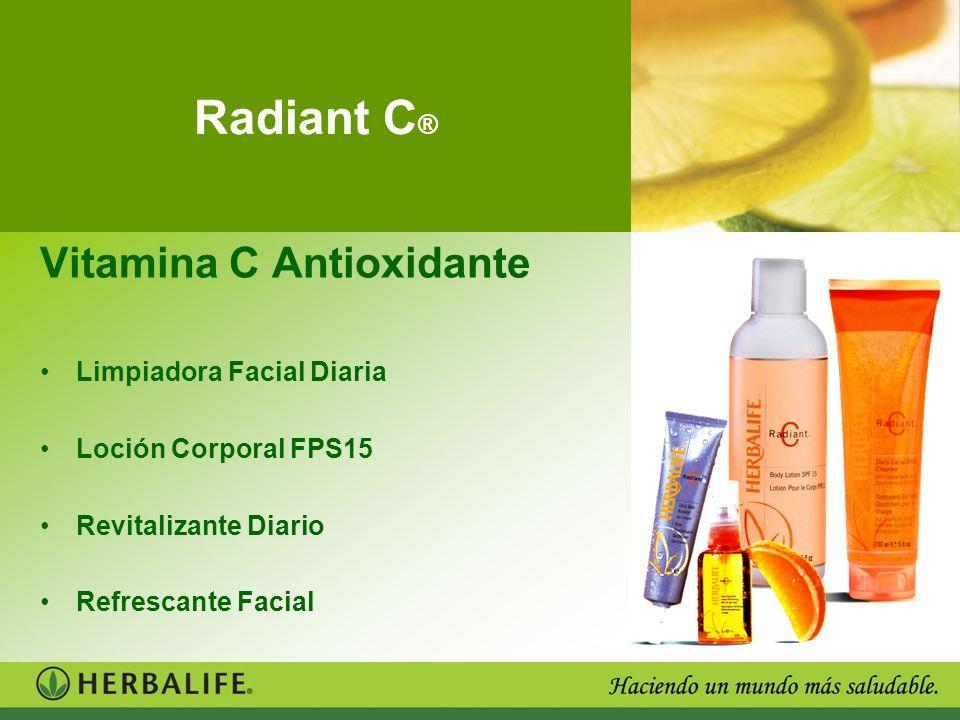 Radiant C® Vitamina C Antioxidante Limpiadora Facial Diaria