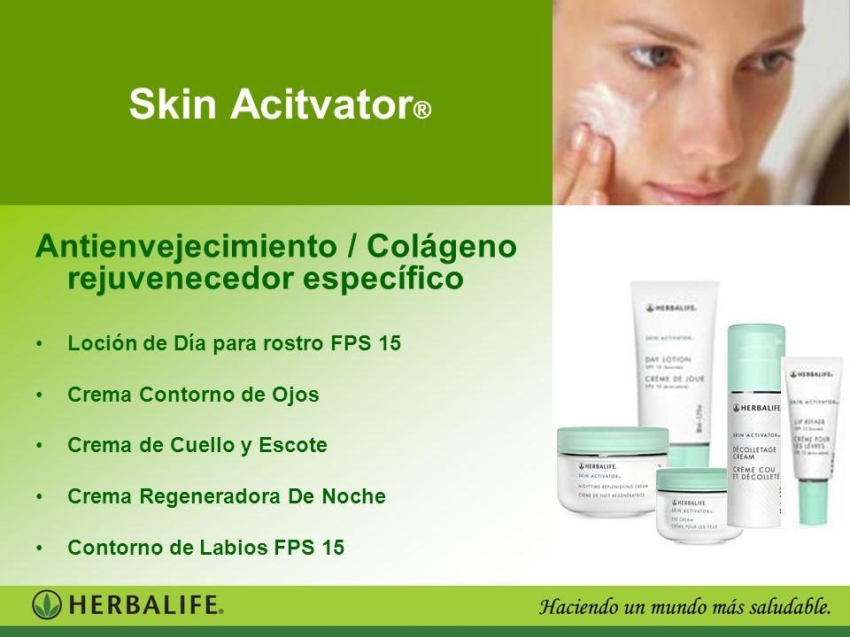 Skin Acitvator® Antienvejecimiento / Colágeno rejuvenecedor específico