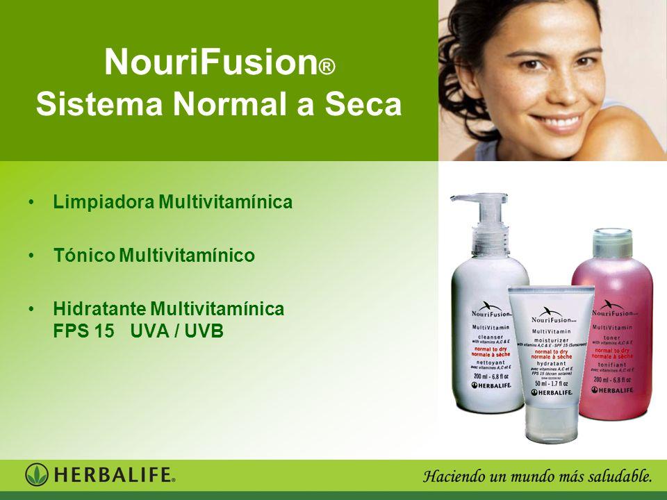 NouriFusion® Sistema Normal a Seca