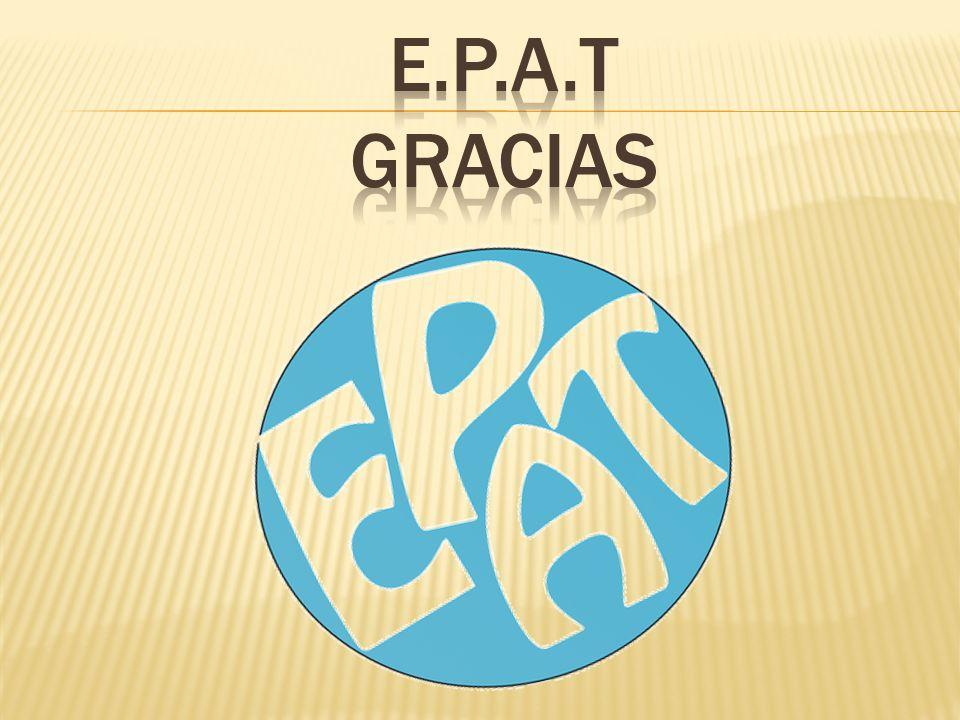 E.P.A.T gracias