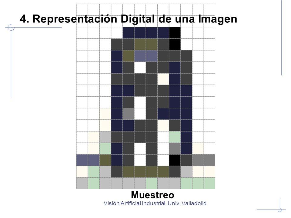 Visión Artificial Industrial. Univ. Valladolid