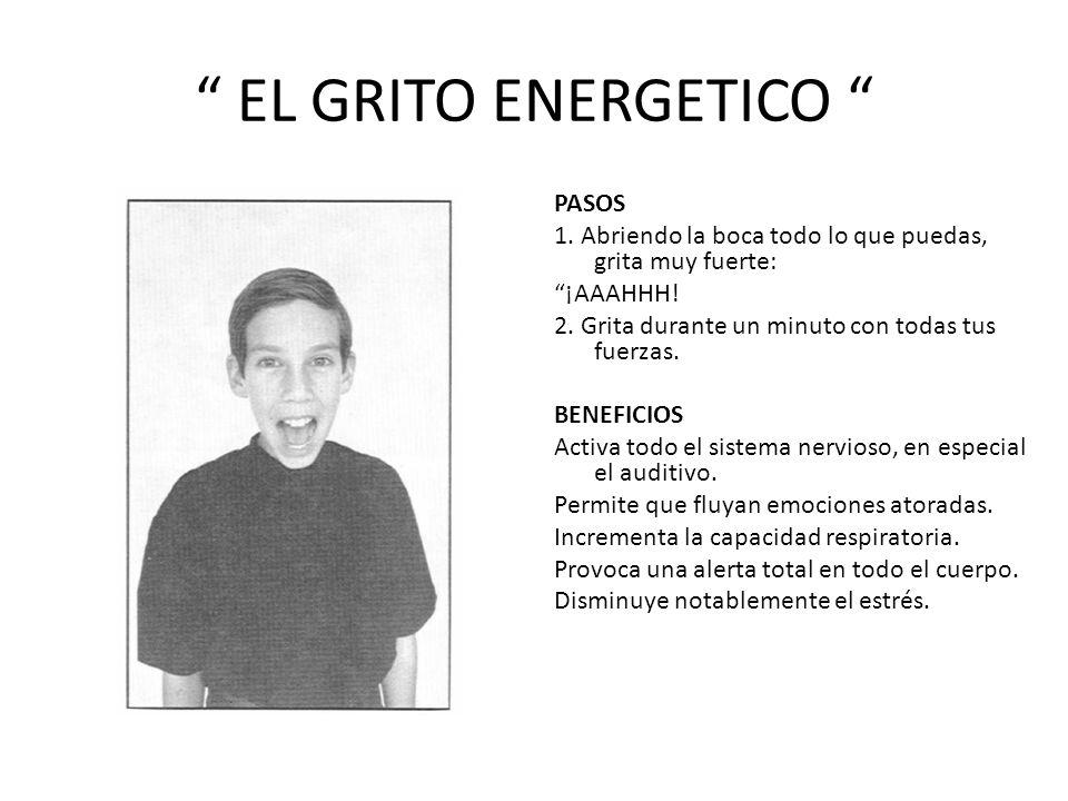 EL GRITO ENERGETICO