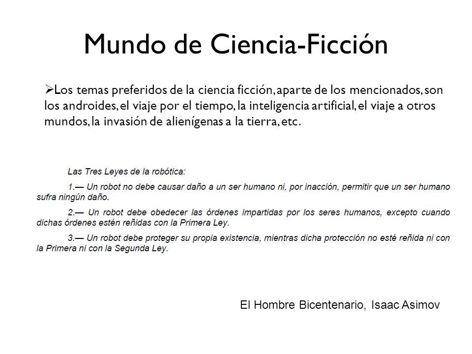 genero de ciencia ficcion literatura latina - photo#20