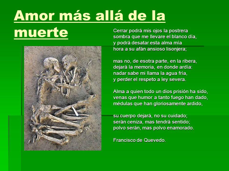 Amor más allá de la muerte