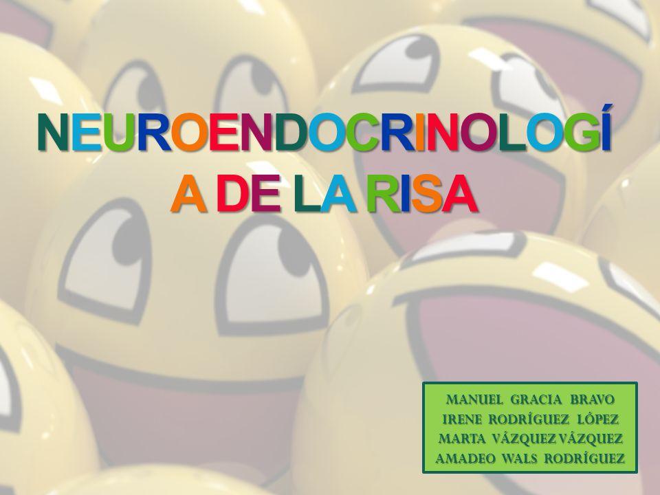 NEUROENDOCRINOLOGÍA DE LA RISA