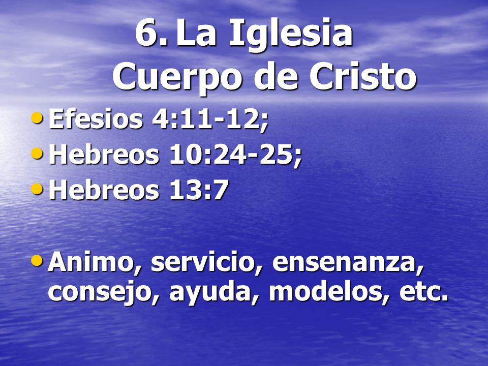 La Iglesia Cuerpo de Cristo