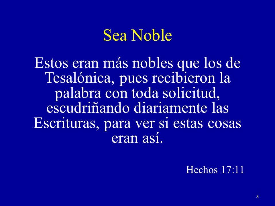 Sea Noble