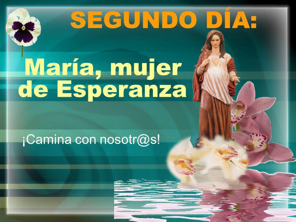 María, mujer de Esperanza