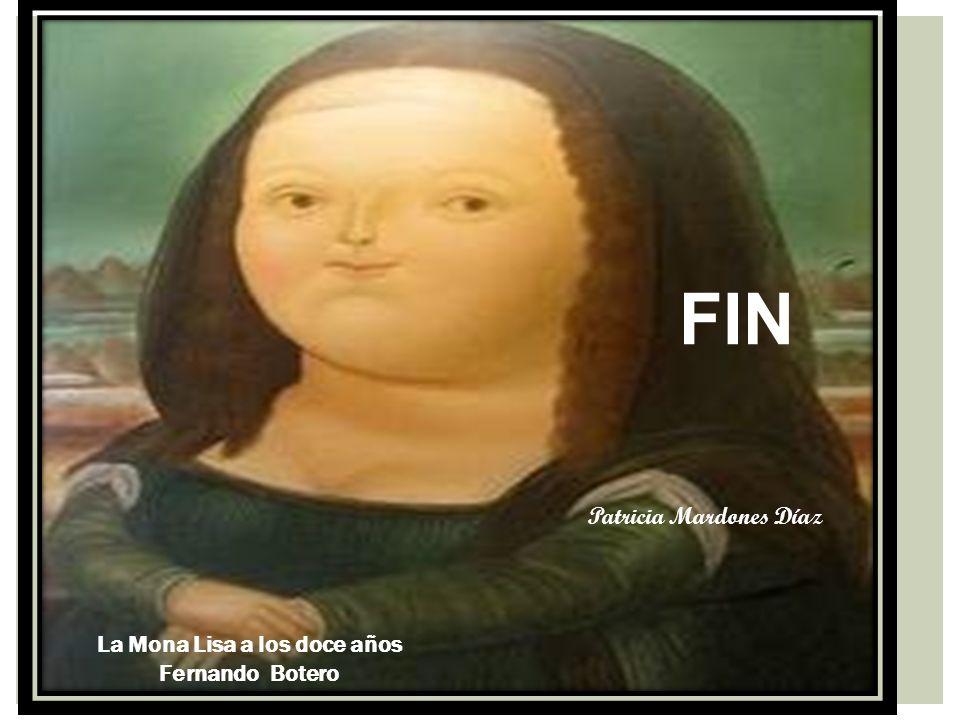La Mona Lisa a los doce años