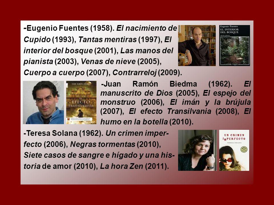 -Eugenio Fuentes (1958). El nacimiento de