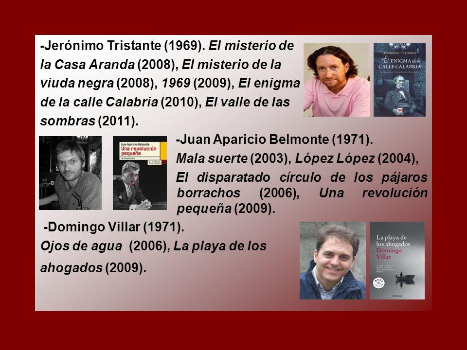 -Jerónimo Tristante (1969). El misterio de