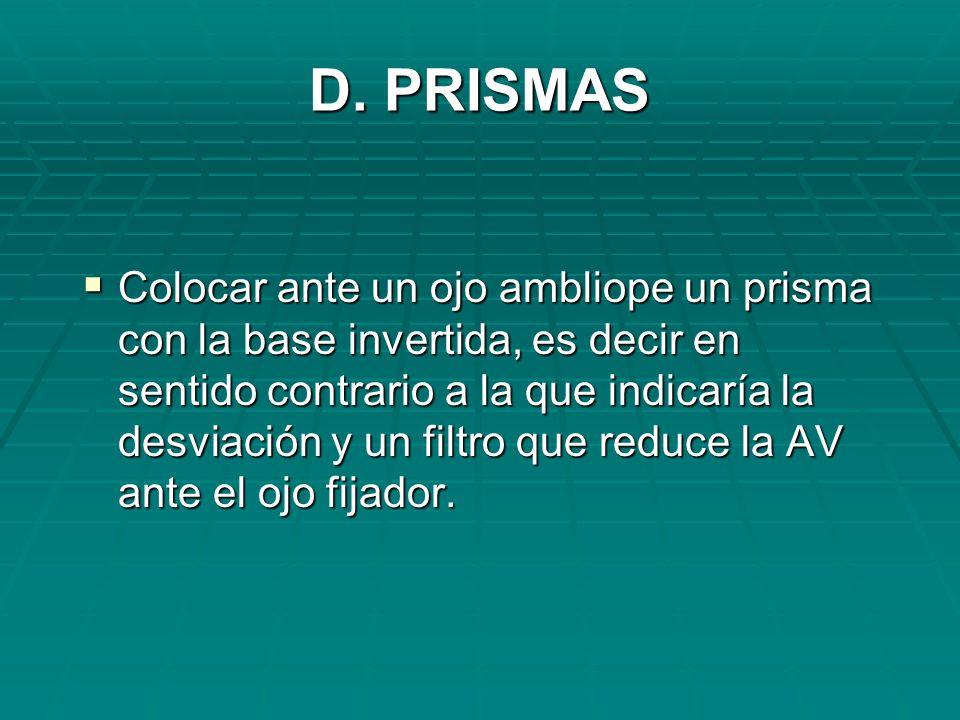 D. PRISMAS