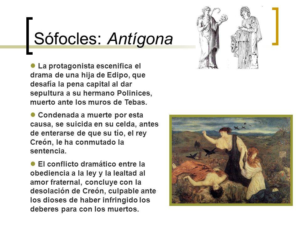 Sófocles: Antígona