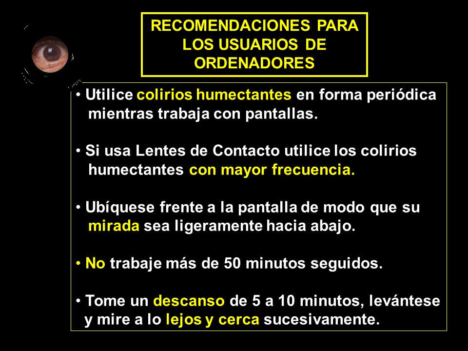 LOS USUARIOS DE ORDENADORES