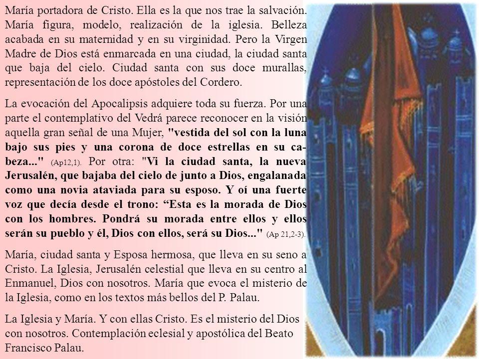 Mandorla: la ciudad