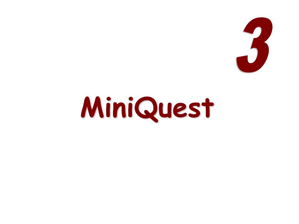 3 MiniQuest