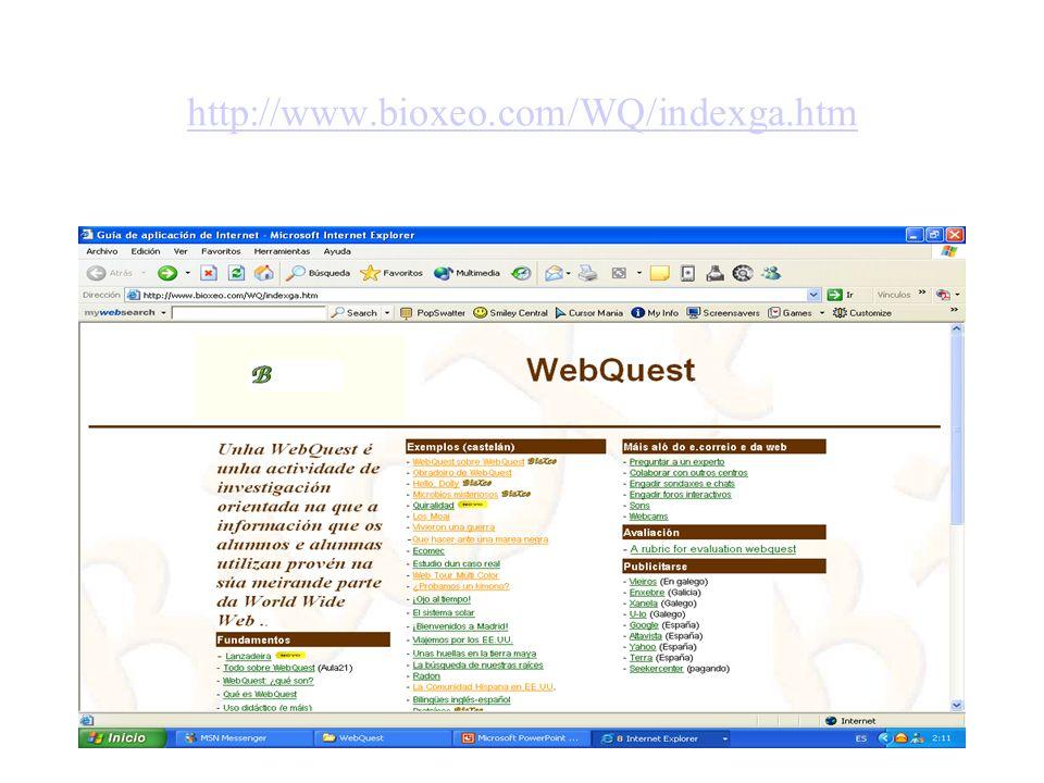 http://www.bioxeo.com/WQ/indexga.htm