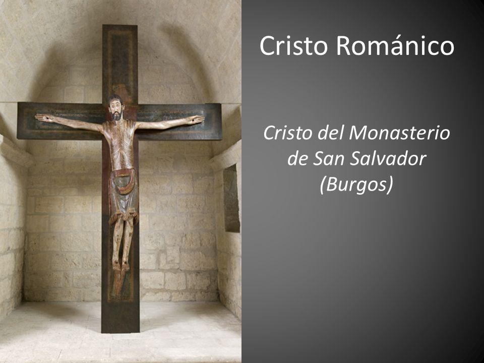 Cristo del Monasterio de San Salvador (Burgos)