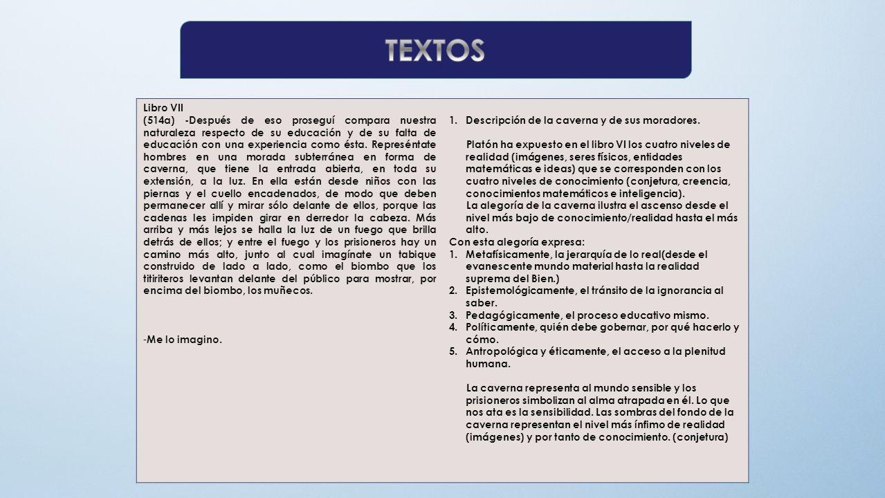 TEXTOS Libro VII.