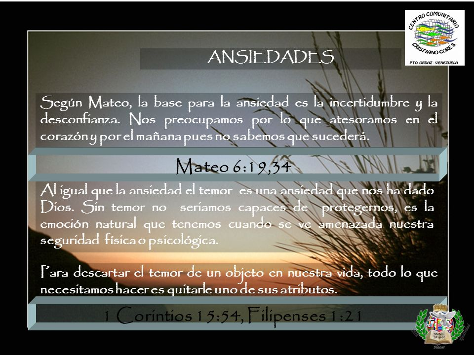 1 Corintios 15:54, Filipenses 1:21