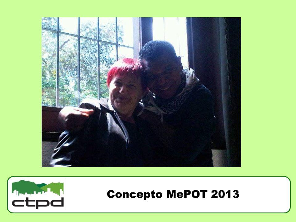 Concepto MePOT 2013