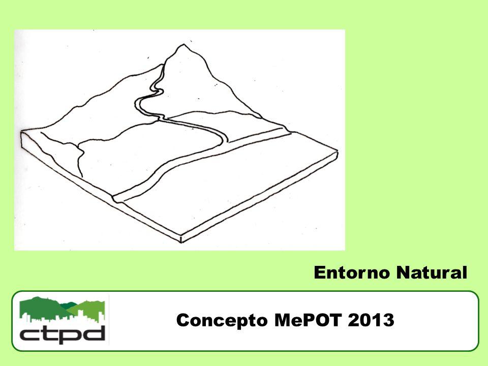Entorno Natural Concepto MePOT 2013