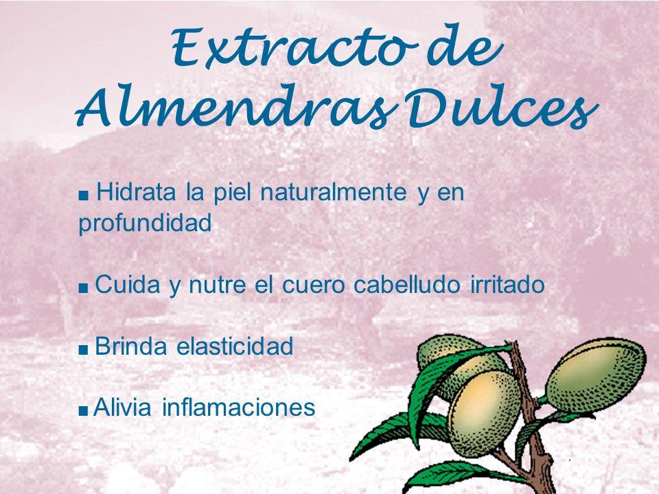 Extracto de Almendras Dulces