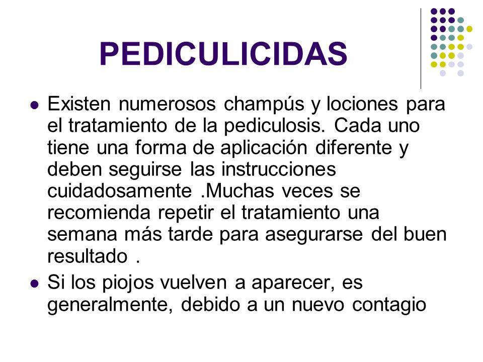 PEDICULICIDAS