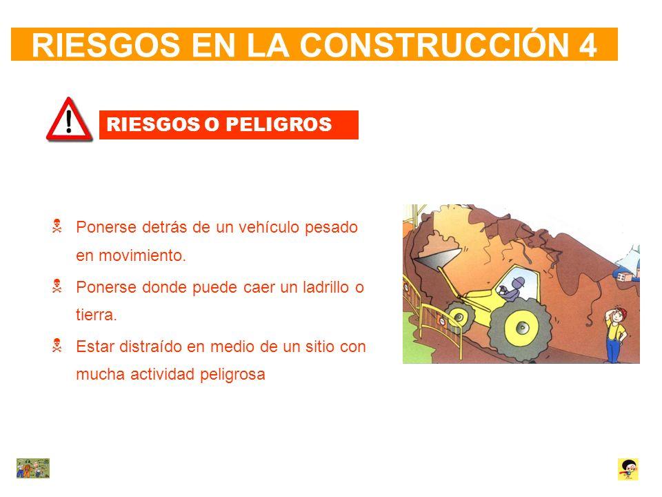 RIESGOS EN LA CONSTRUCCIÓN 4