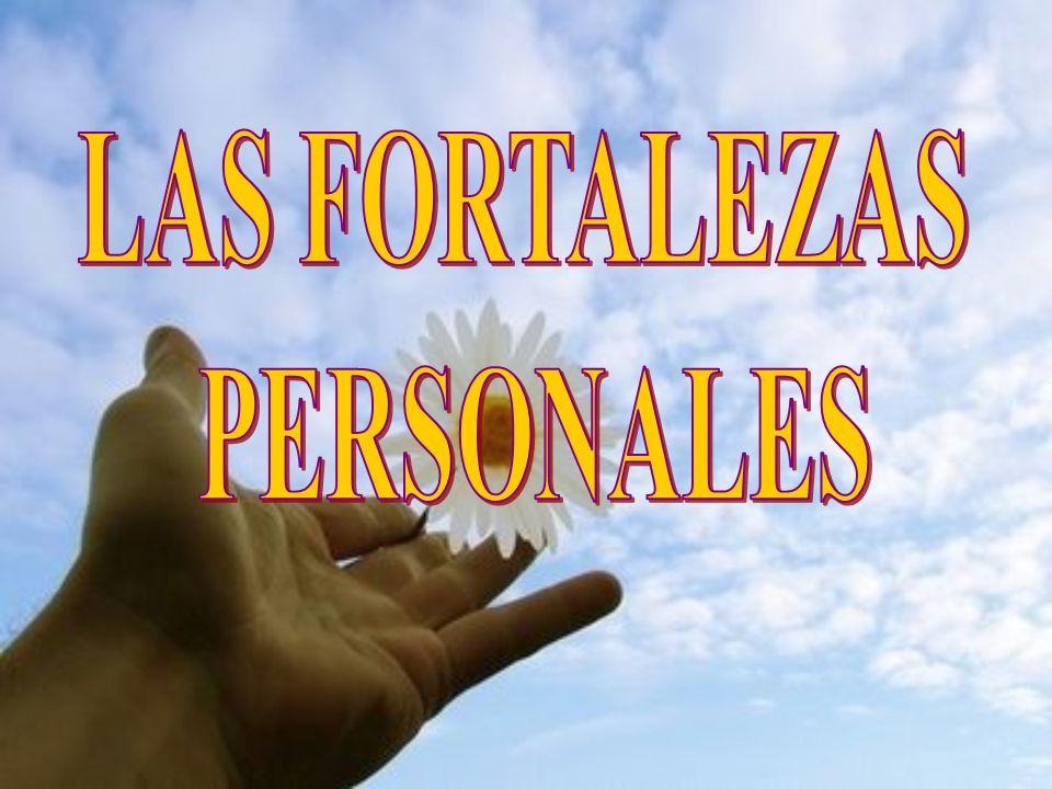 LAS FORTALEZAS PERSONALES