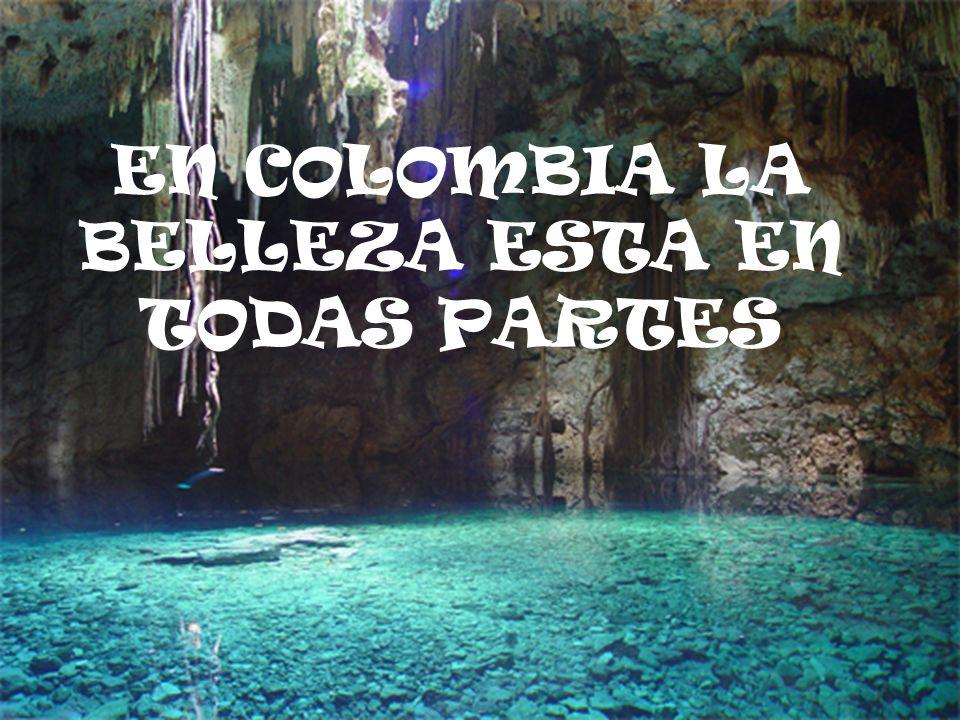 EN COLOMBIA LA BELLEZA ESTA EN TODAS PARTES
