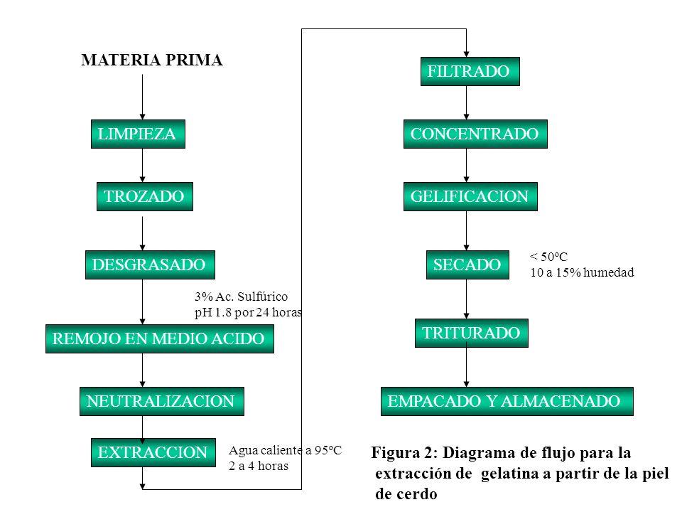 Figura 2: Diagrama de flujo para la