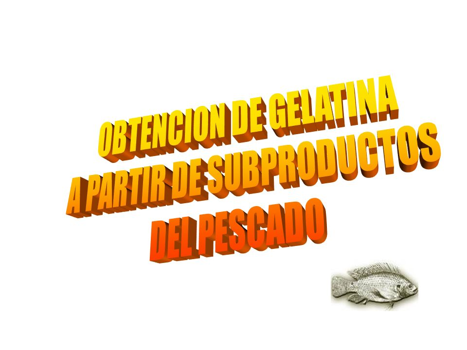 A PARTIR DE SUBPRODUCTOS