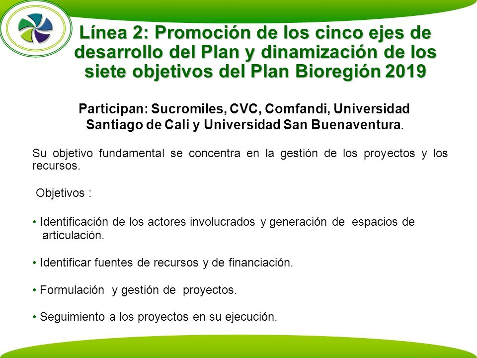 Santiago de Cali y Universidad San Buenaventura.