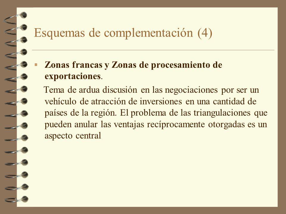 Esquemas de complementación (4)