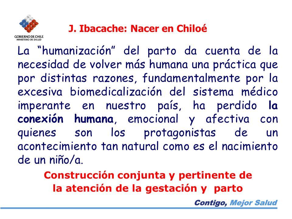 J. Ibacache: Nacer en Chiloé