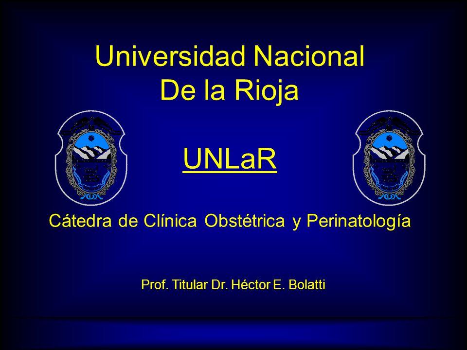 Universidad Nacional De la Rioja UNLaR