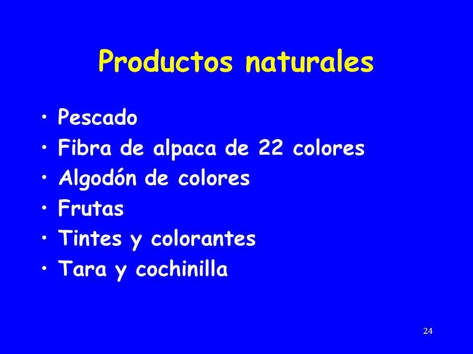 Productos naturales Pescado Fibra de alpaca de 22 colores