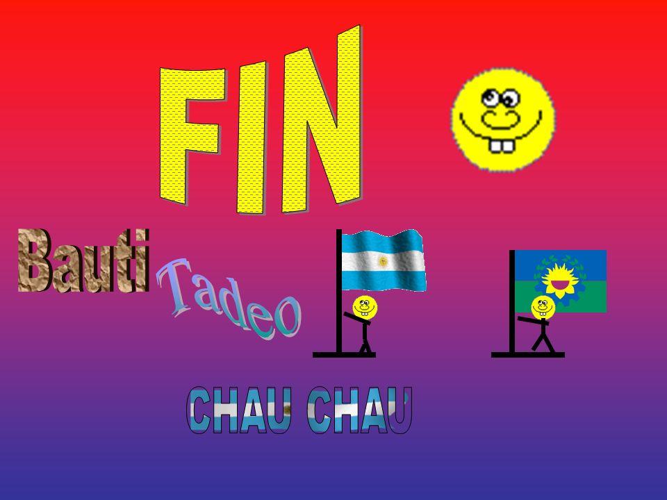 FIN Bauti Tadeo CHAU CHAU