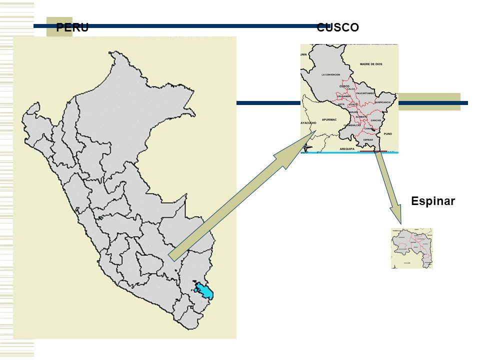 PERU CUSCO Espinar