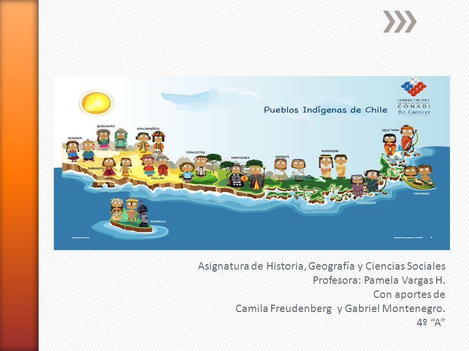 Asignatura de Historia, Geografía y Ciencias Sociales