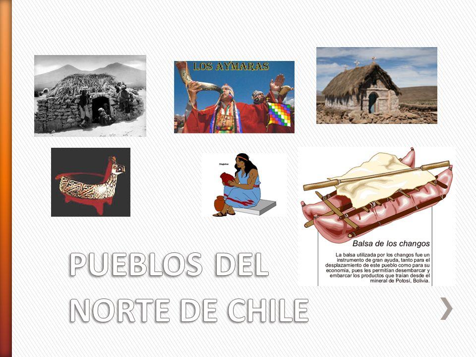 PUEBLOS DEL NORTE DE CHILE