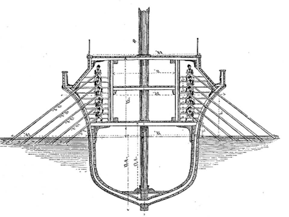 La marina romana