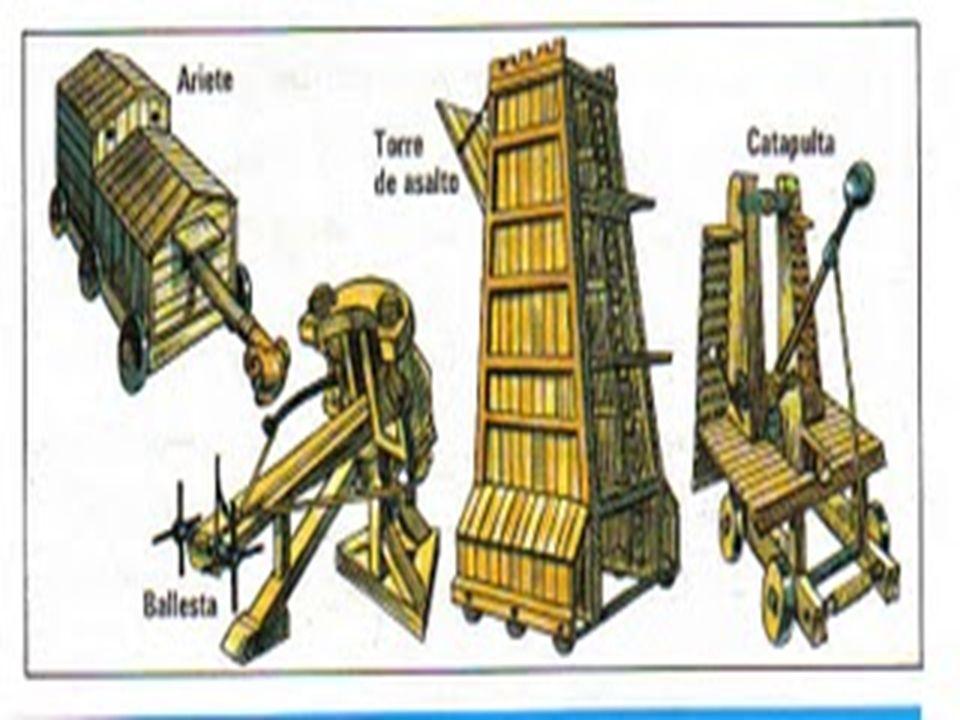Ingeniería romana para la guerra