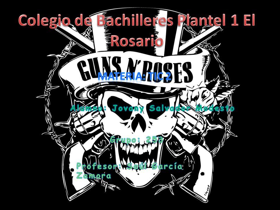 Colegio de Bachilleres Plantel 1 El Rosario